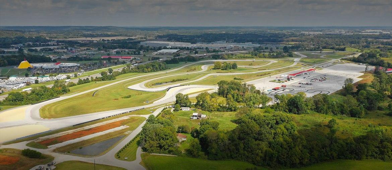 National Corvette Museum Motorsports Parkway