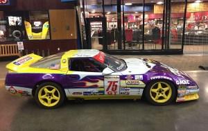 Pirate Racing's Corvette ZR-1