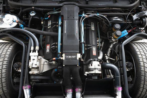 255-MPH 1988 Chevrolet Corvette Callaway SledgeHammer