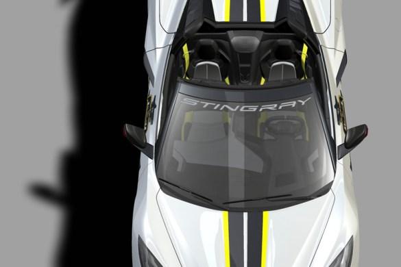 2021 Corvette Indy 500 Pace Car