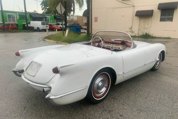 1954 Corvette - VIN E54S004227
