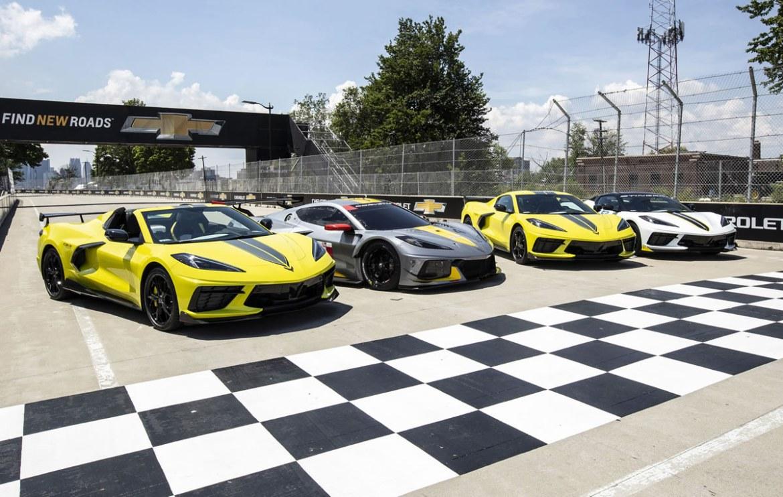 2022 Corvette Stingray IMSA GTLM Championship Edition coupe