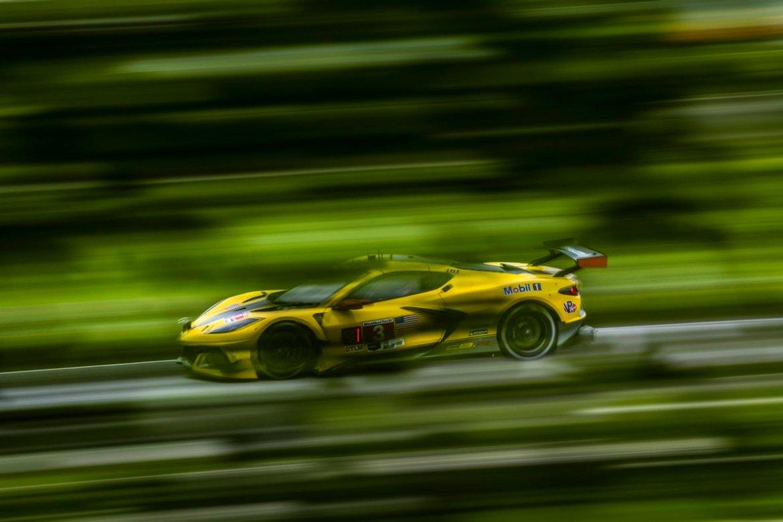 Corvette Racing at Le Mans