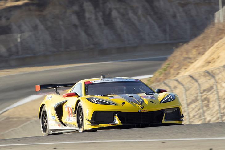 Corvette Racing Laguna Seca 2020
