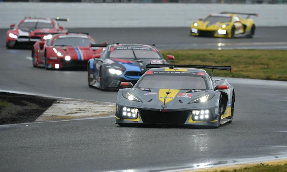 Corvette Racing C8.R #4