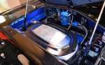 $1.7 Million Corvette ZR-1 Themed Boat is Menacing in Carbon Fiber