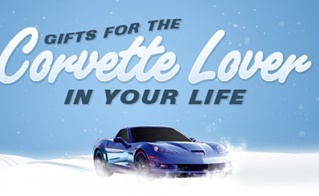 Christmas And Corvettes Corvette Central Has The Gifts