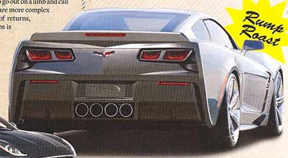April 2011 Car and Driver Mag Fuels C7 Transformers Corvette Speculation