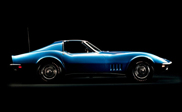 Two Corvettes Make InsideLine.com's 100 Most Beautiful Cars of All Time List