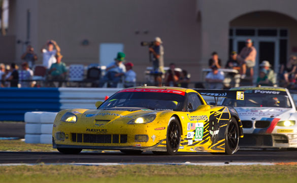 Chevrolet Corvette Inducted into Sebring Hall of Fame