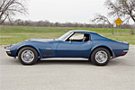 Mecum to offer rare 1972 Corvette ZR1 at Indianapolis Sale