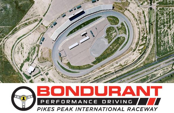Bondurant Performance Driving School Expands to Pikes Peak International Raceway
