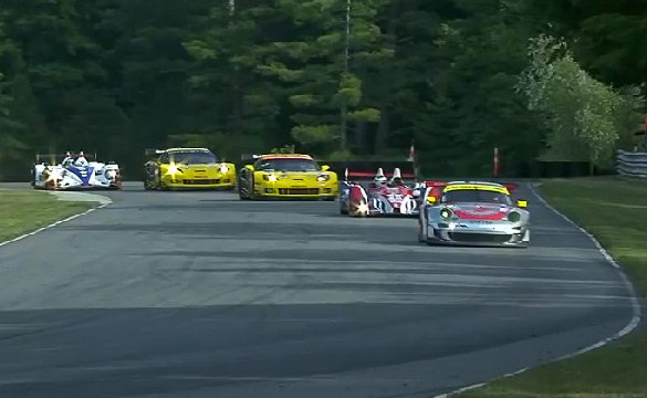 Corvette Racing Finishes Second and Third in ALMS Northeast Grand Prix