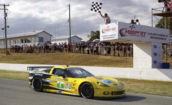 Corvette Racing at Mosport: Aiming for a Repeat Performance