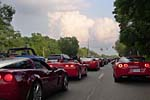 [PICS] 2012 Corvettes on Woodward Food Drive