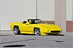 1993 Lister Corvette Convertible Heading to Mecum Houston