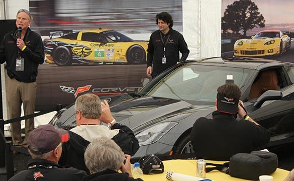 [VIDEO] The 2014 Corvette Stingray Seminar at the 2013 12 Hours of Sebring
