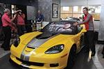 Corvette Museum to Raffle the 2013 Andy Pilgrim Tribute 427 Convertible