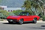 S131 1965 Corvette Convertible 327/375 HP