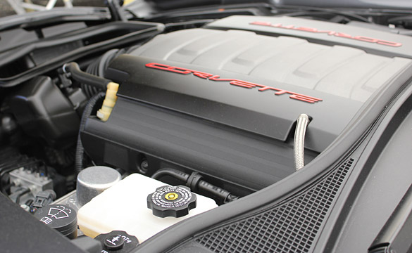 2014 Corvette Stingray to Include New Two-Year Maintenance Plan from Chevrolet