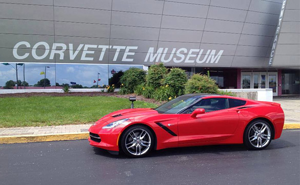 Corvette Museum to Raffle a 2014 Corvette Stingray During ...