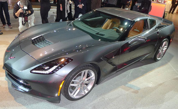 [VIDEO] GM's Consumer Affairs Chief James Bell Discusses the 2014 Corvette Stingray