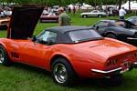 [PICS] Monaco Orange 1969 ZL1 Corvette Convertible at Bloomington Gold