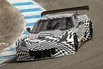 Corvette Racing's C7.R Breaks Cover at Monterey Laguna Seca