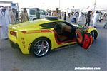 2014 Corvette Stingray Joins Dubai's Civil Defense Brigade