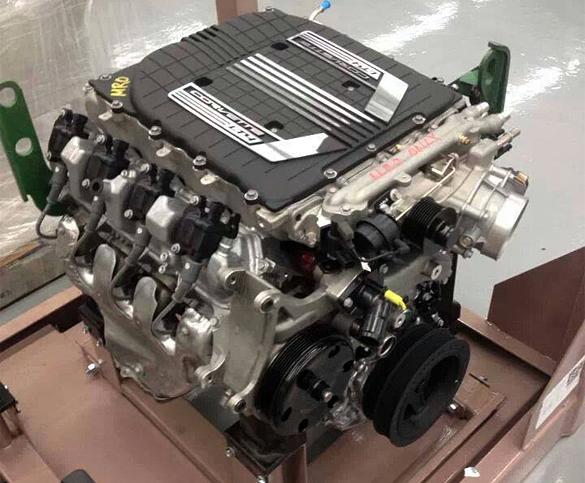 2015 Corvette Z06 Photoshopped and LT4 Engine Leaked