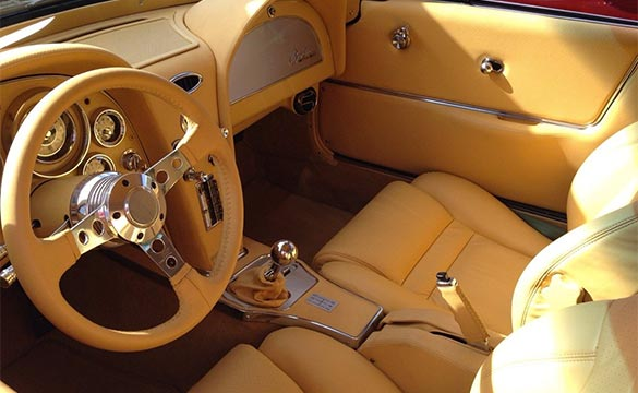 'Ordinary' 1964 Corvette Sting Ray Transformed Into Award Winning Restomod