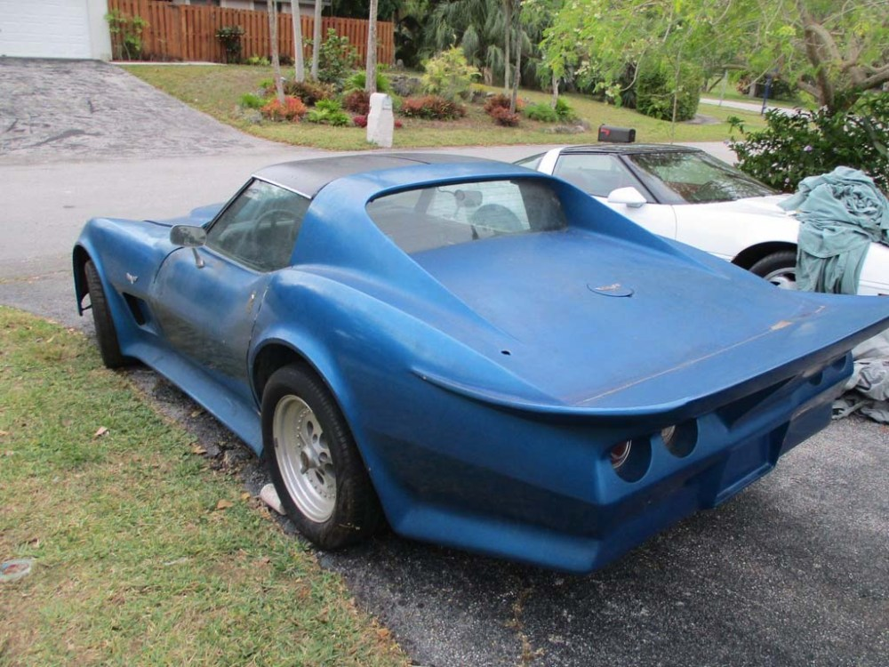 medium resolution of corvettes on ebay no reserve 1979 corvette with a mullet