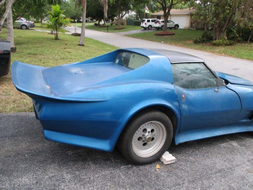 small resolution of corvettes on ebay no reserve 1979 corvette with a mullet