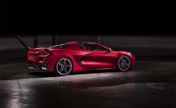 OFFICIAL: The 2020 Corvette Stingray Goes 0-60 MPH in 2.9 Seconds; Runs Quarter Mile in 11.2 @ 121 MPH