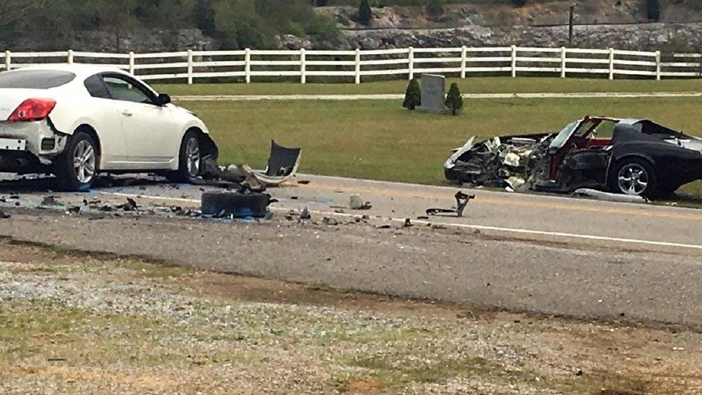 Accident Carjacking Suspect Crashes Into A C3 Corvette