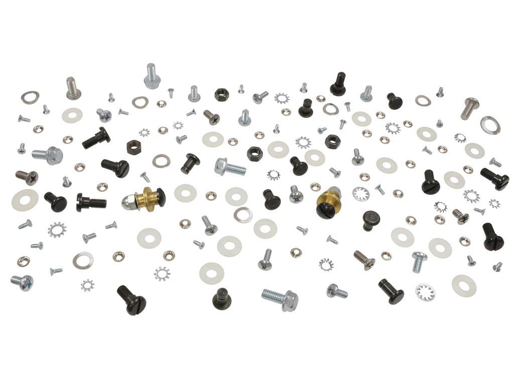 61-62 Soft Top / Convertible Top Rebuild Hardware Kit