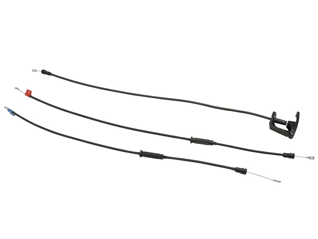 89-92 Soft Top/Convertible Rear Bow Latch Release Cable