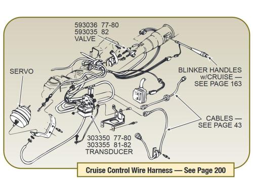 small resolution of 82 cruise control vacuum release valve