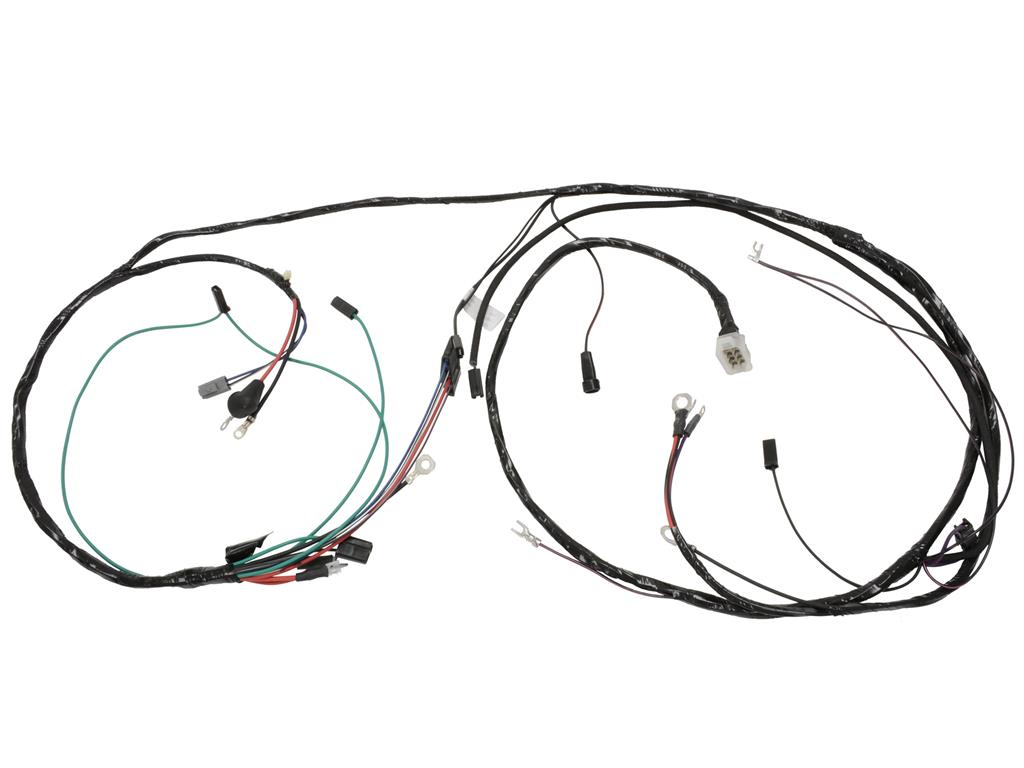 64 65 Ignition Wire Harness