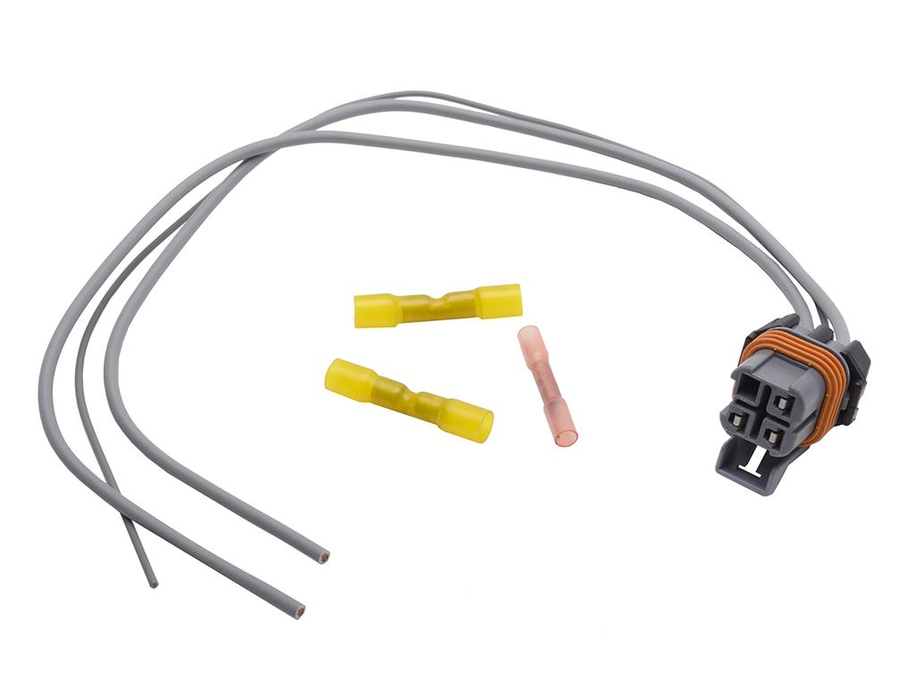 93 96 Heater Fan Module Connector Plug With Wires