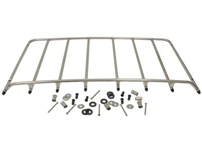68-75 Luggage Rack 6 Bolt Stainless Steel Includes