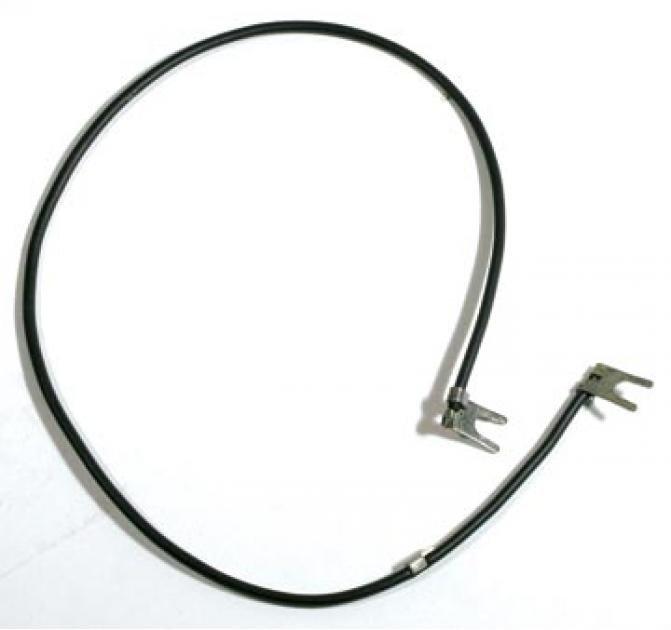 Corvette Distributor To Coil Lead Wire, 1962-1974
