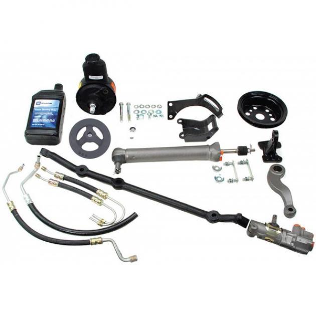 Corvette Hi-Performance Power Steering Conversion Kit