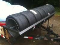 WTB or build - tire rack for trailer. Template/pics ...