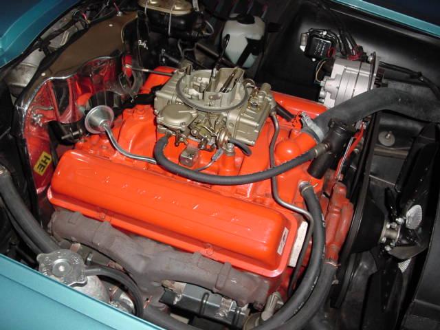 283 Chevy Engine Wiring Diagram 1967 327 300 Engine Pics Corvetteforum Chevrolet