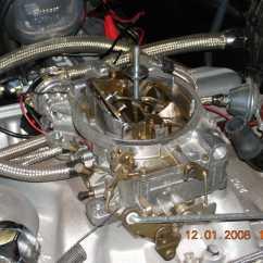 Carburetor Vacuum Line Diagram Scatter Of Best Fit Edelbrock 1406 Carb Installation Pictures Corvetteforum
