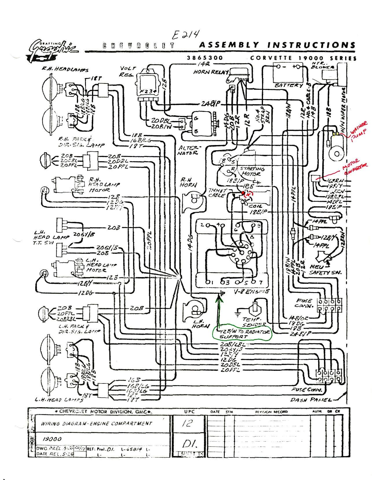 1984 chevy truck headlight wiring diagram trailer brake 7 way i need a 1965 - corvetteforum chevrolet corvette forum discussion