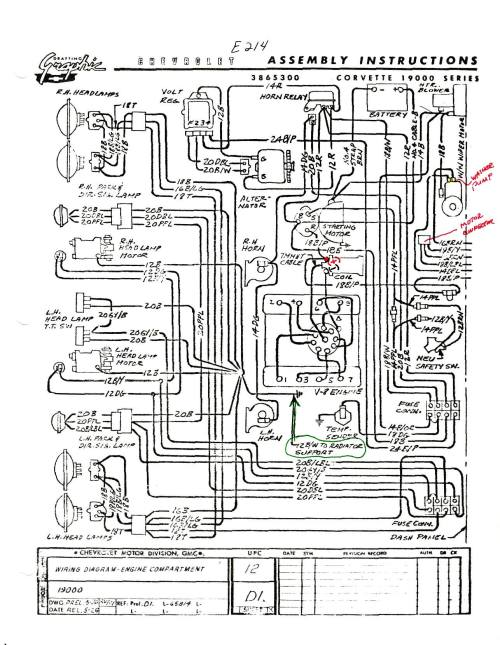 small resolution of c6 engine harness diagram wiring diagram source 2003 trailblazer engine diagram c6 engine diagram