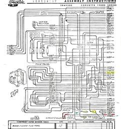 1965 chevy corvette wiring diagram enthusiast wiring diagrams u2022 rh rasalibre co 65 corvette wiring diagram [ 1273 x 1649 Pixel ]