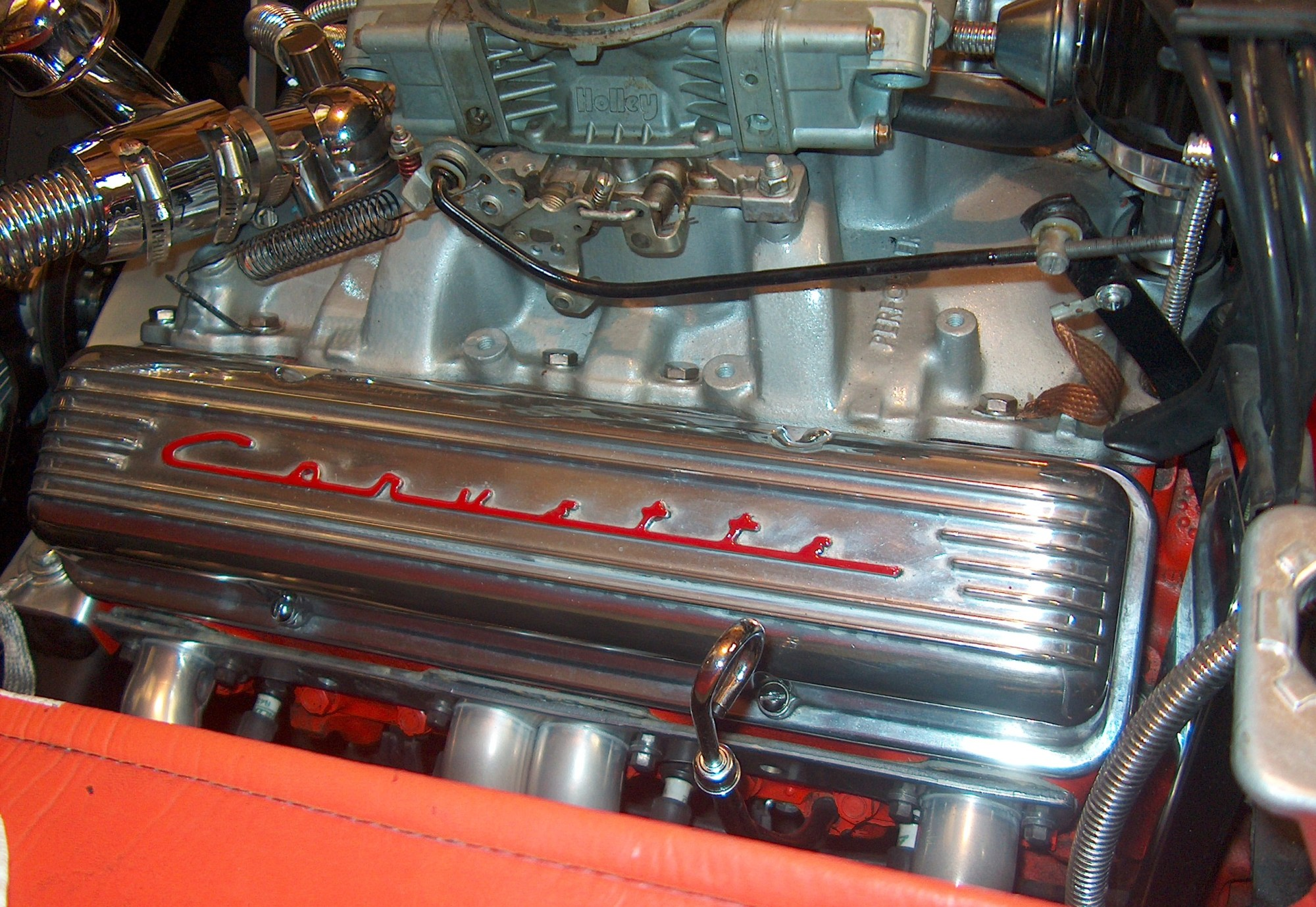 hight resolution of pcv valve recommendations for 64 327 350 corvetteforum chevrolet corvette forum discussion
